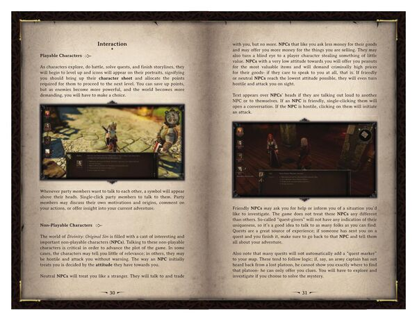 DOS Game Manual Page 16