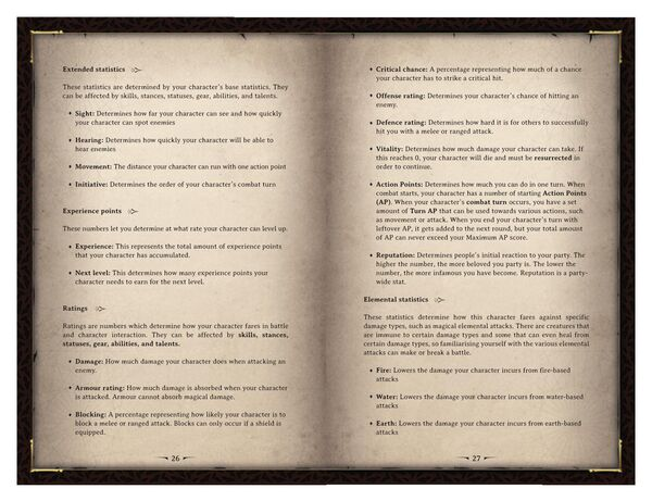 DOS Game Manual Page 14