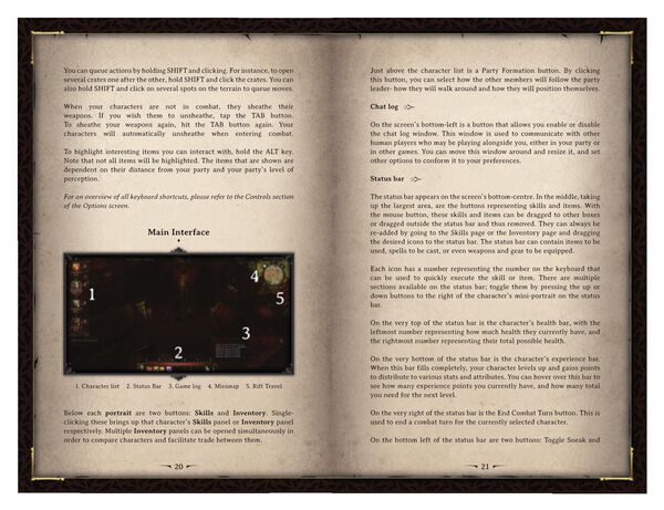 DOS Game Manual Page 11
