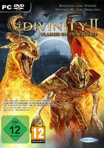 Divinity II- Flames of Vengeance Box Art