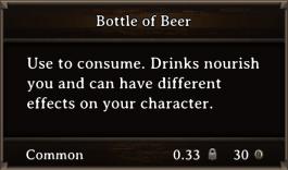 DOS Items FnD Bottle of Beer