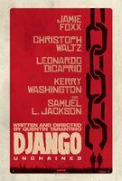 Cast poster django unchained