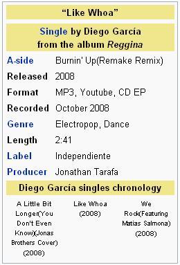 Like Whoa(Single)