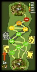 Dragon nest dungeon concept