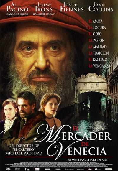 El mercader de venecia doblaje wiki fandom powered by for El mercader de venecia