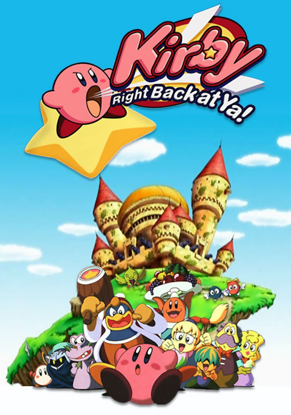 Kirby Doblaje Wiki Fandom Powered By Wikia