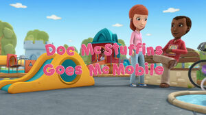 Doc McStuffins Goes McMobile