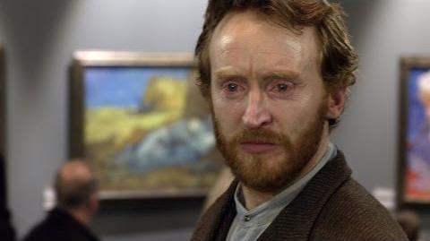 Vincent Van Gogh Visits the Gallery