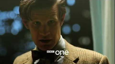 Doctor Who 'The Angels Take Manhattan' TV Trailer - Series 7 2012 Episode 5 - BBC One