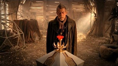 The Day of the Doctor The Second TV Trailer - Doctor Who 50th Anniversary - BBC One