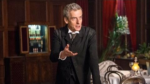 PETER CAPALDI on the New Alien Doctor DOCTOR WHO Exclusive - New Season SAT 8 7c BBC AMERICA