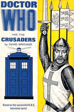 Crusaders 1965 hardcover