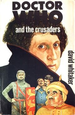 Crusaders 1975 hardcover