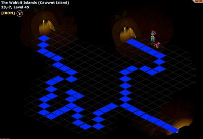 Cawwot Island Dark Maze