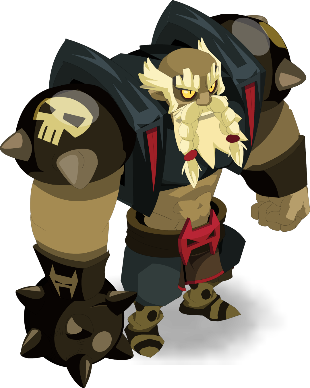 warrior of kos dofus fandom powered by wikia. Black Bedroom Furniture Sets. Home Design Ideas