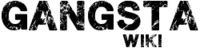 Gangsta Wiki Wordmark