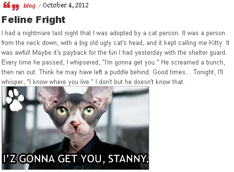 List of Stan's blog posts