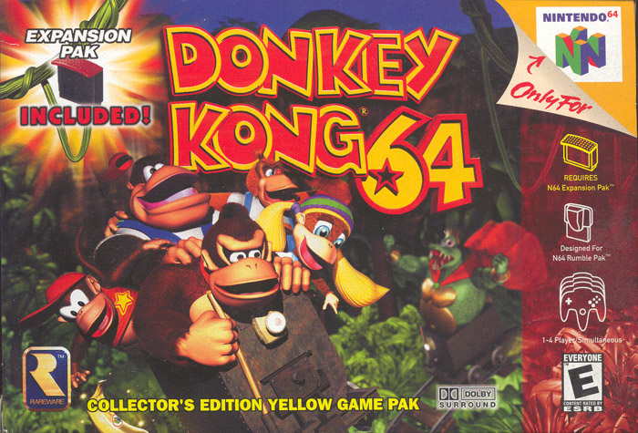 donkey kong 64 donkey kong wiki fandom powered by wikia