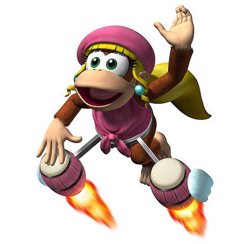 Image - Dixiebarrel.jpg | Donkey Kong Wiki | Fandom ...