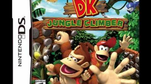 DK Jungle Climber Music - Scaling High High Mountain