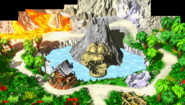 DKC2 GBA - Lost World
