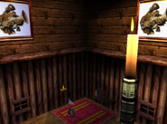 Crystal Caves - Cabin
