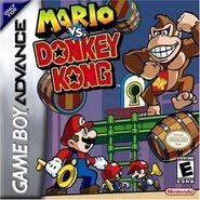 Mariovsdonkeykong