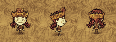 Thulecite Crown Wigfrid