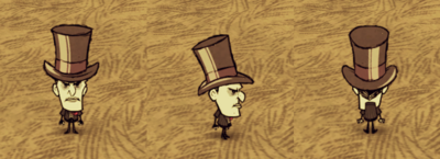 Top Hat Maxwell