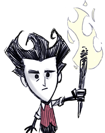Картинки don t starve together