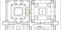 MAP06: Four Square (Claustrophobia 1024)