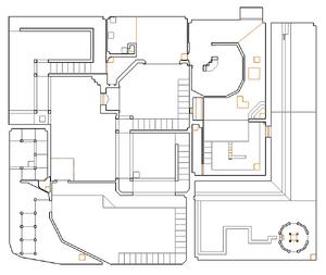 MasterLevels Garrison map