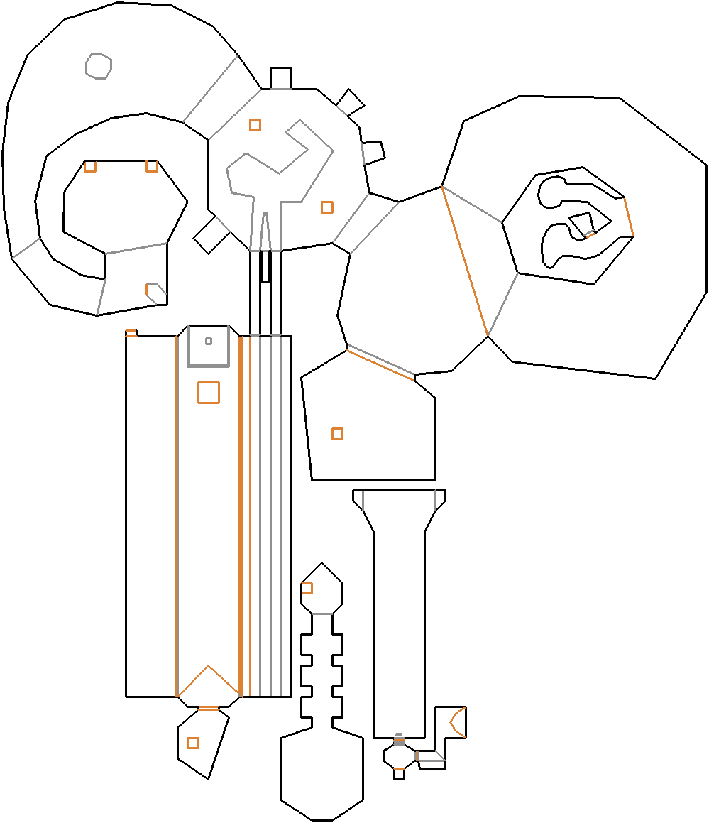 MAP23: Barrels o' Fun (Doom II)   Doom Wiki   Fandom powered by Wikia