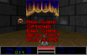 0.5 title screen