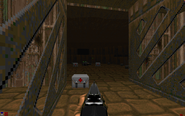 Lost episodes of doom e1m2 plasma