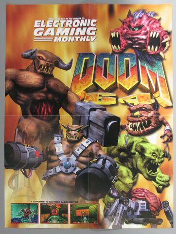 File:Doom 64 Poster.jpg
