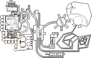 Galaxia E1M1 map