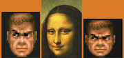 Aspect Ratio Mona Lisa