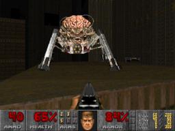 DoomII Spiderdemon