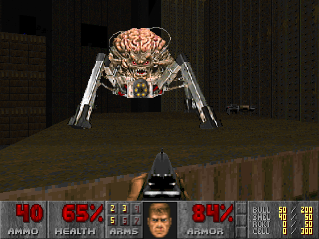 File:DoomII Spiderdemon.png