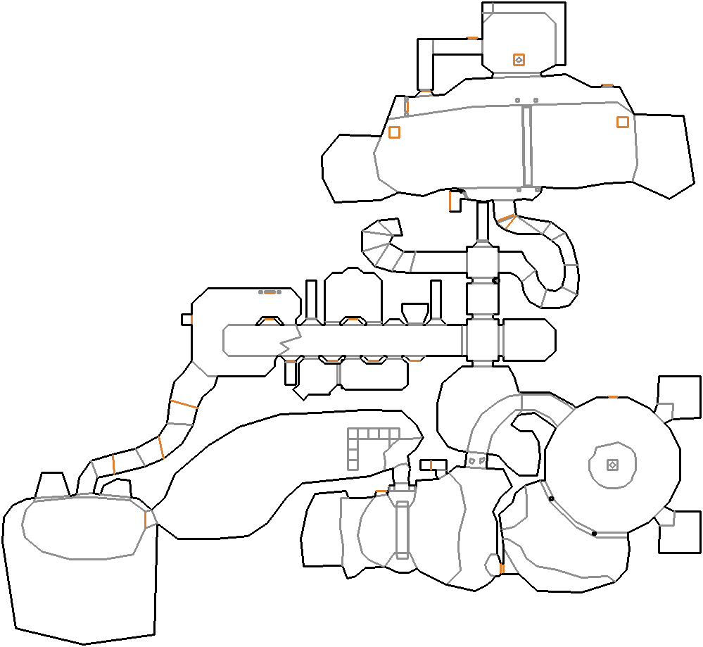 Secret levels in doom