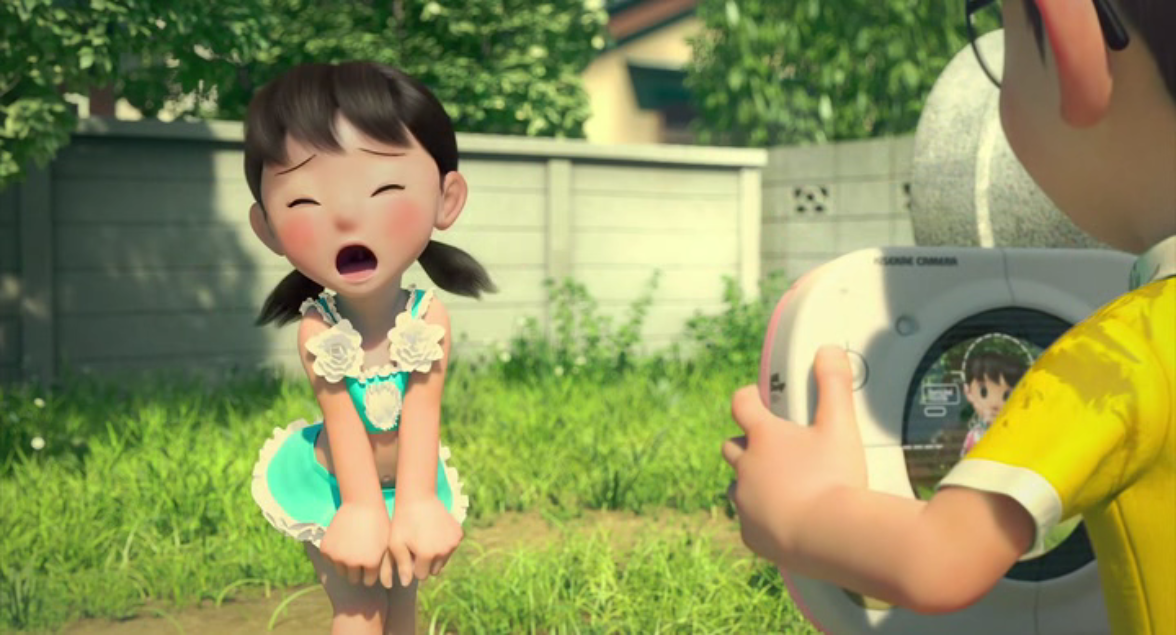 Image - Nobita uses Dress Up Camera on Shizuka.png ...