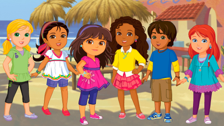 Dora and friends 20150928213528