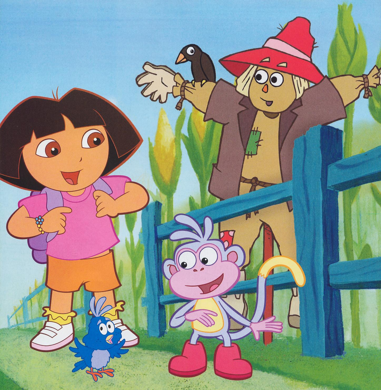 Lost And Found Dora The Explorer Wiki Fandom Powered By Wikia