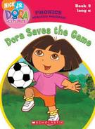 Dora Saves The Game Book
