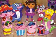 Dora rockt sf5