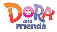 Dora and Friends logo