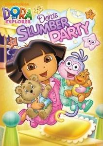 Dora-The-Explorer-Doras-Slumber-Party-DVD