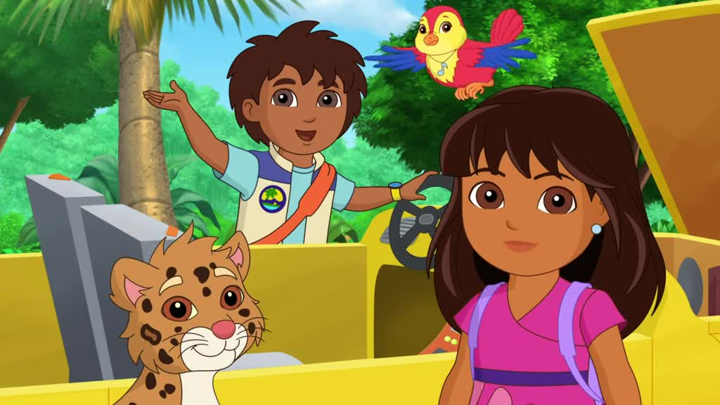For The Birds Dora The Explorer Wiki Fandom Powered By