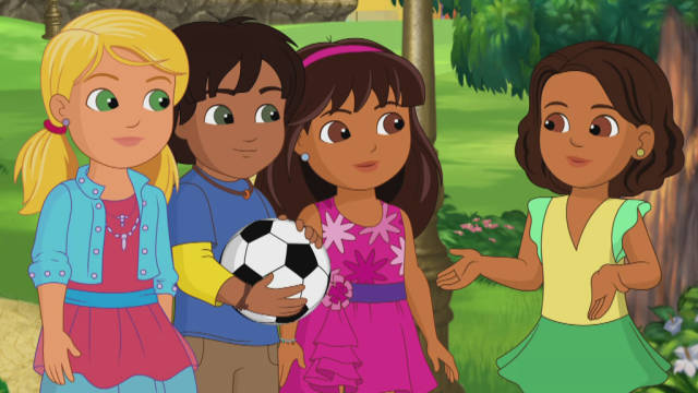 Image - 103-dance-party-16x9.jpg | Dora the Explorer Wiki ...